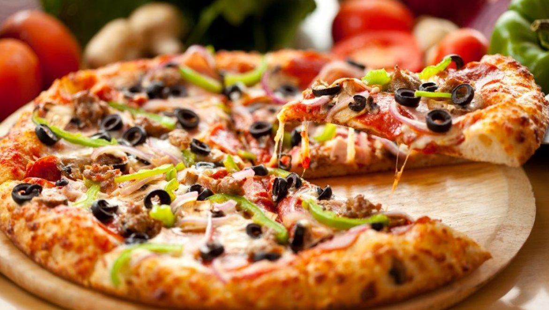 טעם של פיצה על הים
